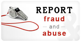 Report Fraud and Abuse