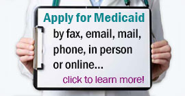Apply for Mississippi Medicaid